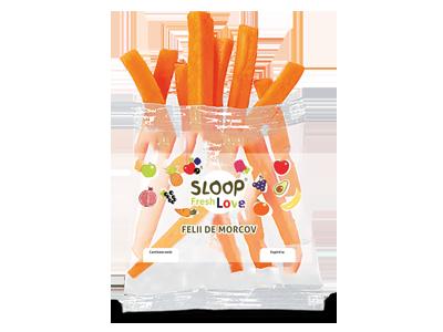 Fresh - Felii de morcov
