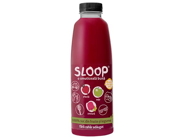 Suc fără zahăr fructe și legume - sfeclă măr zmeură