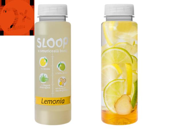 Lemonia - limonadă lămâie lime agave ghimbir