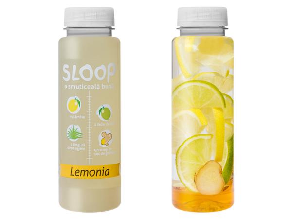 Lemonia - limonadă lămâie lime ghimbir agave
