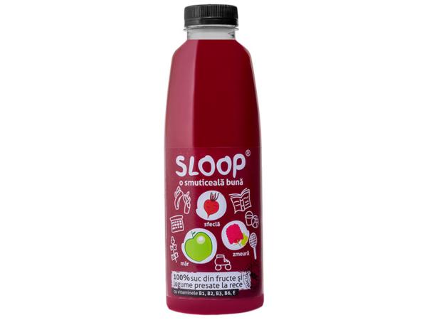 Suc natural fructe și legume - măr sfeclă zmeură