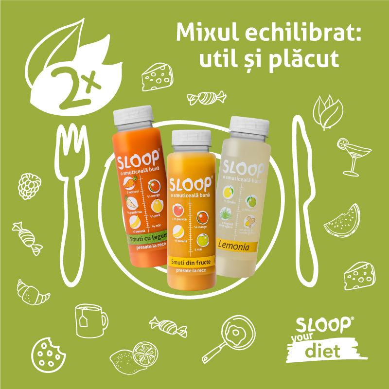 SLooP Your Diet