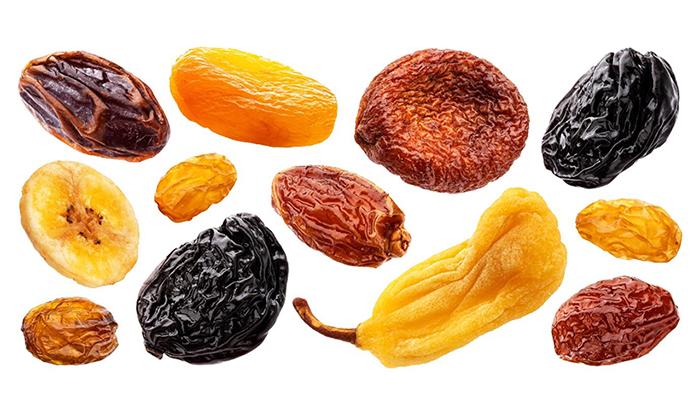 fructe și nuci